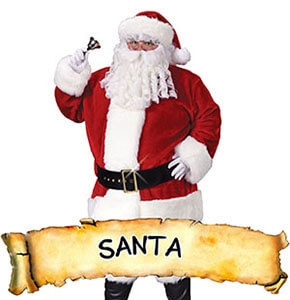 Santa Suits for Men