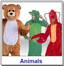 Animals Teacher Costumes