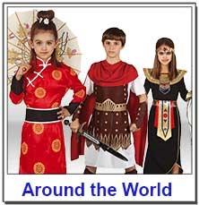 Around the World Costumes