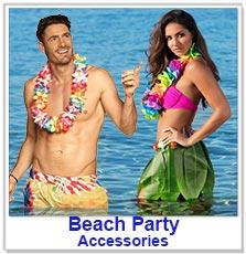 Hawaiian / Beach Party Accessories