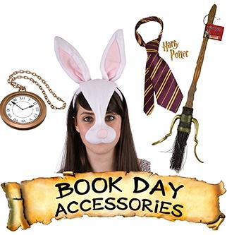 Book Day Accessory Ideas