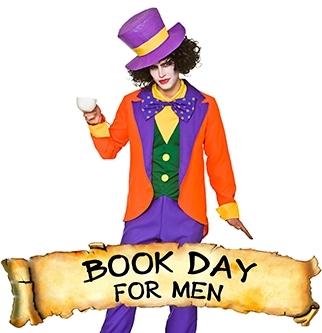 Book Day for Teachers (Men)