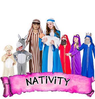 Christmas Nativity Characters