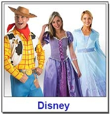 Disney Teacher Costumes