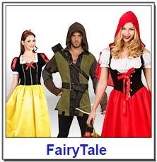 Fairytale Teacher Costumes