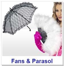 Fans & Parasol