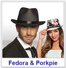 Fedoras and Porkpie