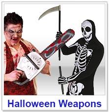 Halloween Weapons