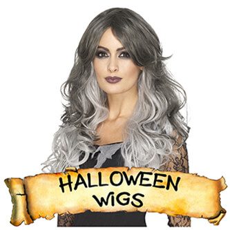 Halloween Wigs & Beards