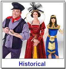 Historical Teacher Costumes