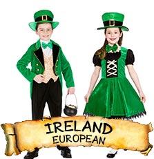 Ireland Costumes & Accessories