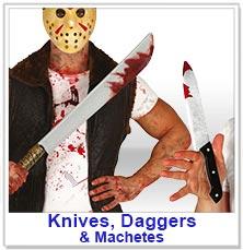 Machetes, Knives & Blades