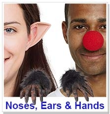 Noses Ears & Hands