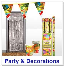 Party & Decorations
