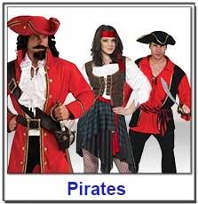 Pirate Teacher Costumes