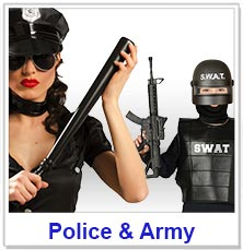 Police & Army Weapons