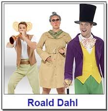Roald Dahl Teacher Costumes