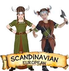 Scandinavian Costumes & Accessories