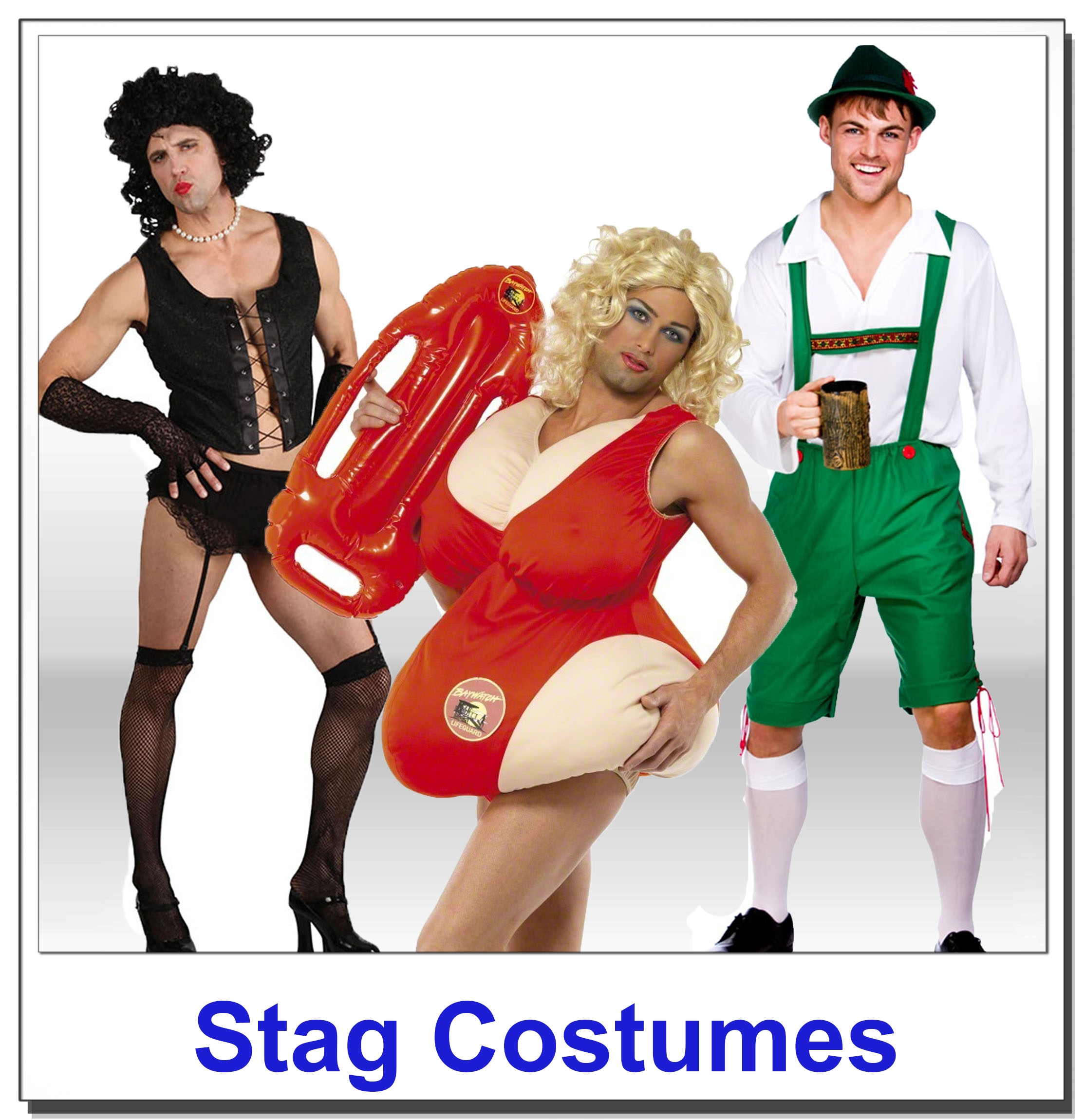 Stag Costumes