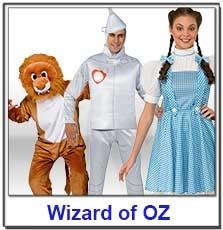 Wizard of Oz Teacher Costumes