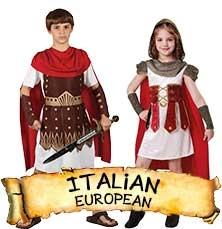 Italian Costumes & Accessories