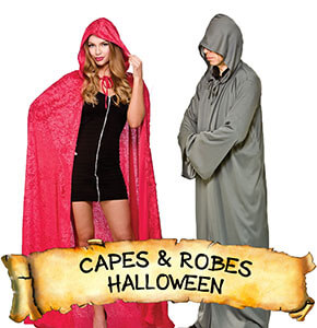 Halloween Capes & Robes