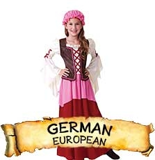 German Costumes & Accessories