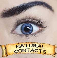 Natural Contact Lenses