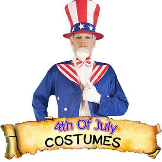 4th of July Costumes and Accessories