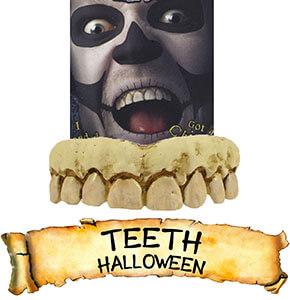 Halloween Teeth & Fangs