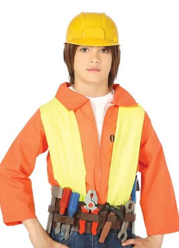 Builder's Kit - Helmet and Tool Belt