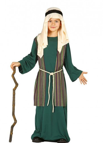 Shepherd Costume – Green