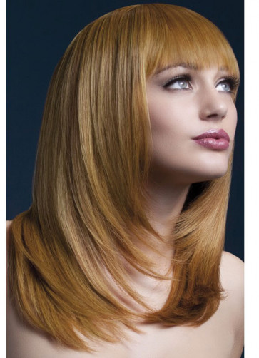 Deluxe Fever Ginger Tanja Wig - Styleable