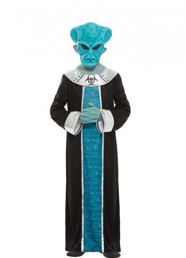 Alien Boy Costume