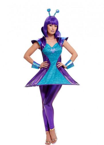 Alien Lady Costume
