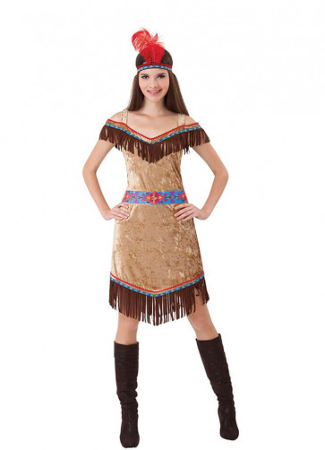 American Indian Lady