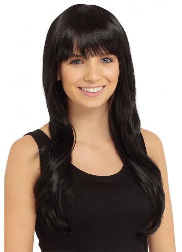 Black Alexandra Wig - Styleable