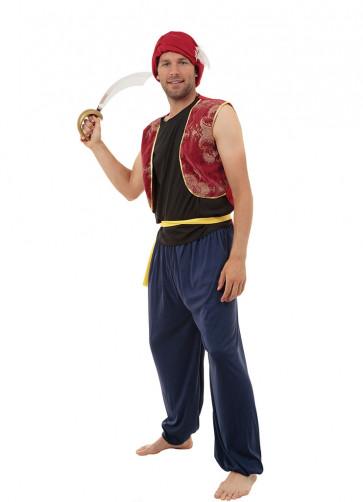 Arabian Bandit Costume