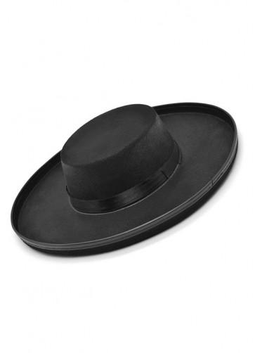 Spanish Style Zorro Hat