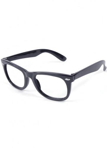 Glasses - Black Frame