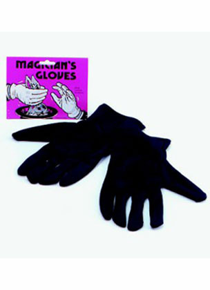 Gloves - Magician Black