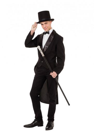 Black Tailcoat Costume