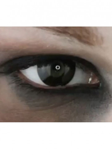 Black Contact Lenses - 30 Day Wear
