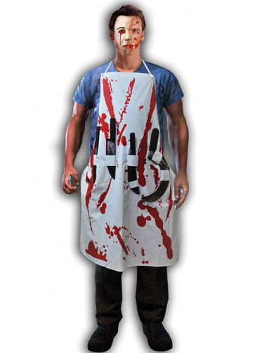 Bleeding Apron and four Weapons