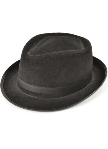Blues Brothers Pork Pie Hat