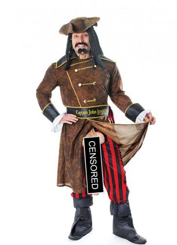 Captain John Longfellow Costume