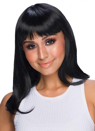 Chic Doll Wig - Black