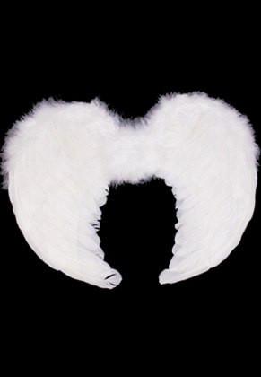 Angel Wings White (Kids) 30x42cm