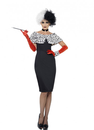 Evil-Madame Costume