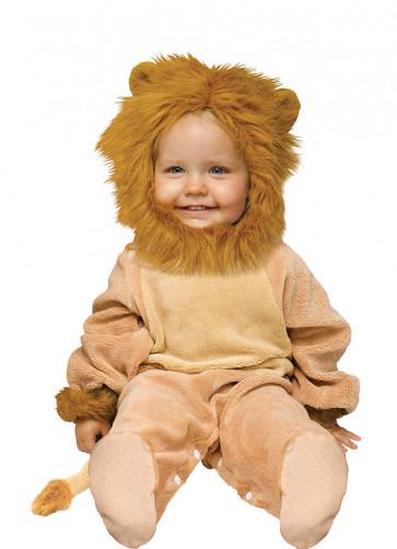 Baby Cuddly Lion Jumpsuit